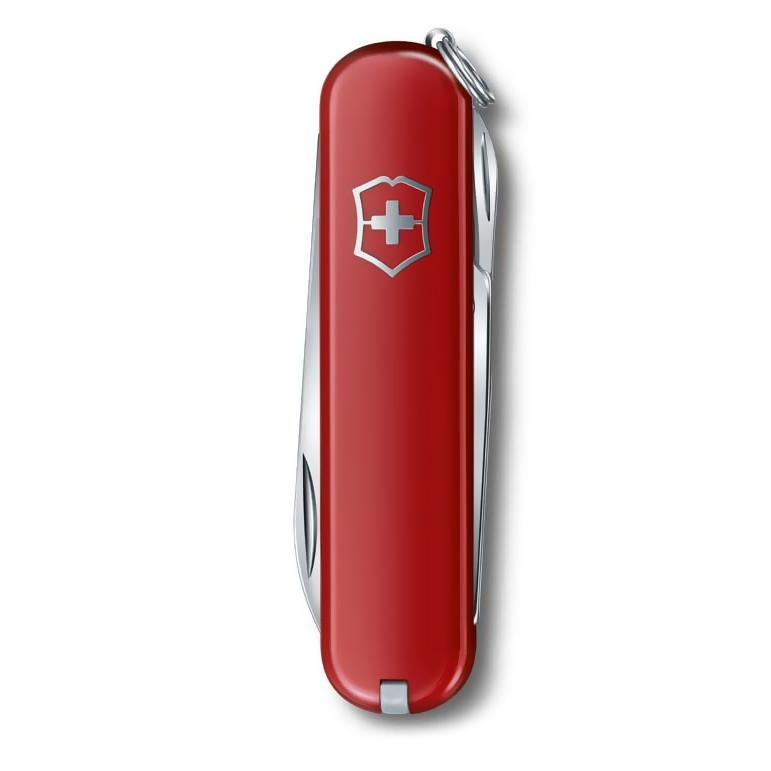 0.6503 Ambassador Cкладной нож Victorinox 74мм, 7 функций, с красной рукояткой