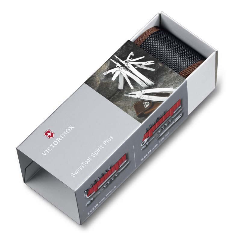 Упаковка для мультитула SwissTool X Plus Ratchet Victorinox 115мм
