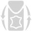 кожаный чехол с вращающейся клипсой Victorinox